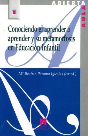 CONOCIENDO EL APRENDER A APRENDER Y SU METAMORFOSIS EN EDUCACION INFANTIL