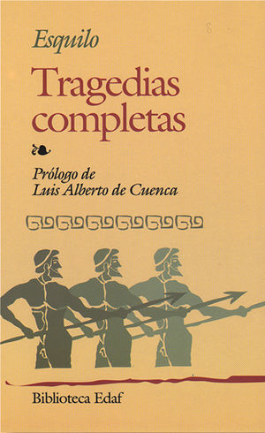 TRAGEDIAS COMPLETAS