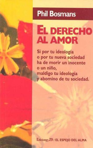 DERECHO AL AMOR, EL