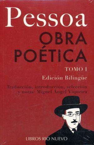 OBRA POETICA / PESSOA / 2 TOMOS (EDICION BILINGUE)