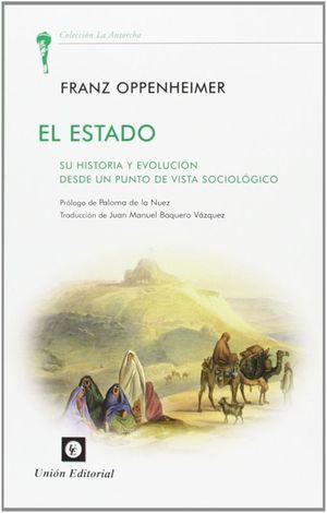 ESTADO, EL. SU HISTORIA Y EVOLUCION DESDE UN PUNTO DE VISTA SOCIOLOGICO