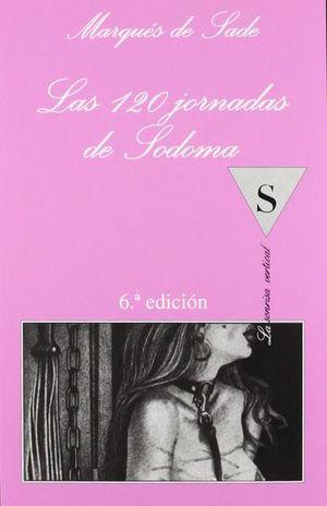 120 JORNADAS DE SODOMA, LAS / 5 ED.