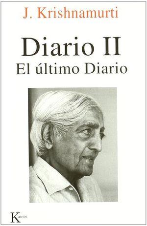 DIARIO II. EL ULTIMO DIARIO