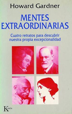 MENTES EXTRAORDINARIAS