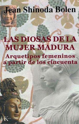 DIOSAS DE LA MUJER MADURA