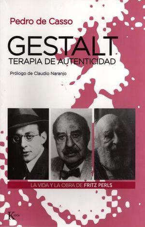 GESTALT TERAPIA DE AUTENTICIDAD