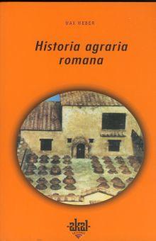 HISTORIA AGRARIA ROMANA / 2 ED.