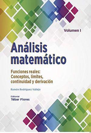 Análisis matemático / vol. 1
