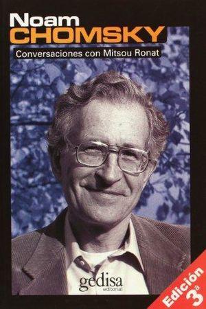 NOAM CHOMSKY CONVERSACIONES CON MITSOU RONAT