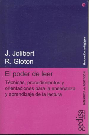 PODER DE LEER, EL