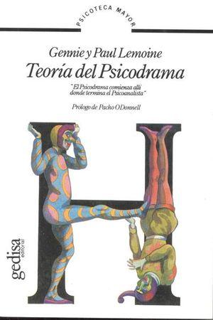 TEORIA DEL PSICODRAMA