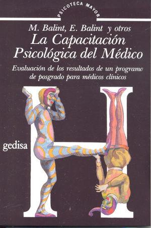 CAPACITACION PSICOLOGICA DEL MEDICO, LA