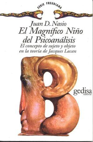 MAGNIFICO NIÑO DEL PSICOANALISIS, EL