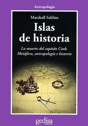 ISLAS DE HISTORIA