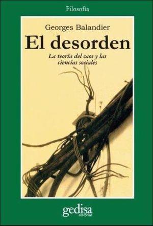 DESORDEN, EL