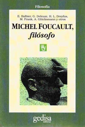 MICHAEL FOUCAULT FILOSOFO