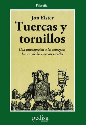 TUERCAS Y TORNILLOS