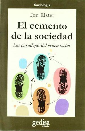 CEMENTO DE LA SOCIEDAD, EL