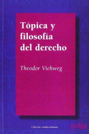 TOPICA Y FILOSOFIA DEL DERECHO