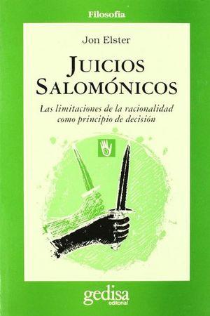 JUICIOS SALMONICOS