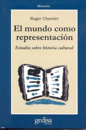 MUNDO COMO REPRESENTACION, EL