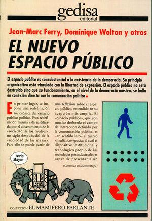 NUEVO ESPACIO PUBLICO, EL