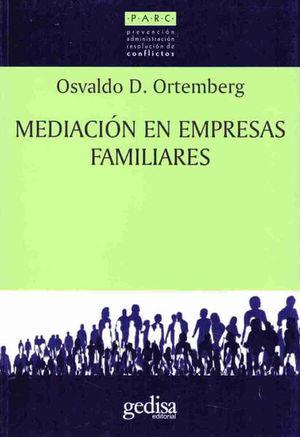 MEDIACION DE EMPRESAS FAMILIARES