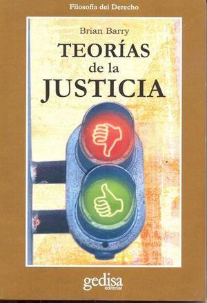 TEORIAS DE LA JUSTICIA