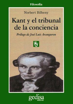 KANT Y EL TRIBUNAL DE LA CONCIENCIA