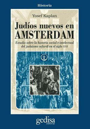 JUDIOS NUEVOS EN AMSTERDAM
