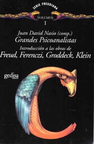 GRANDES PSICOANALISTAS / VOL I