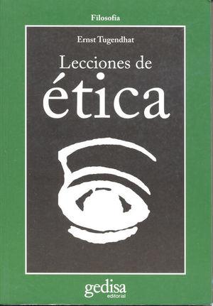 LECCIONES DE ETICA
