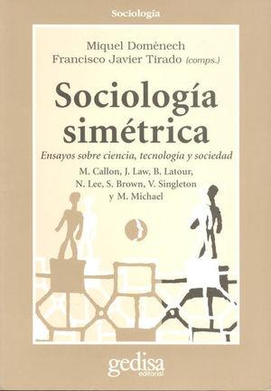 SOCIOLOGIA SIMETRICA