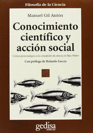 CONOCIMIENTO CIENTIFICO Y ACCION SOCIAL