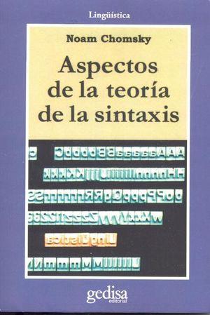 ASPECTOS DE LA TEORIA DE LA SINTAXIS