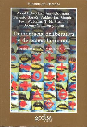 DEMOCRACIA DELIBERATIVA, LA