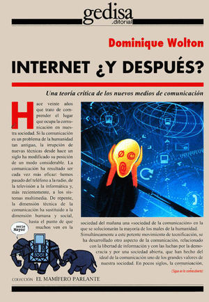INTERNET  Y DESPUES
