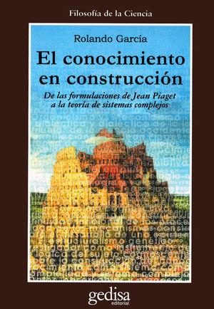 CONOCIMIENTO EN CONSTRUCCION, EL