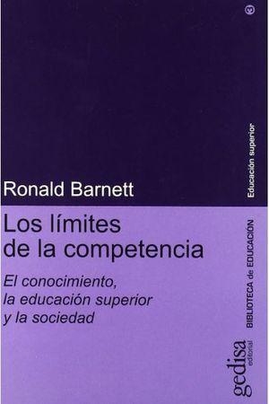 LIMITES DE LA COMPETENCIA, LOS
