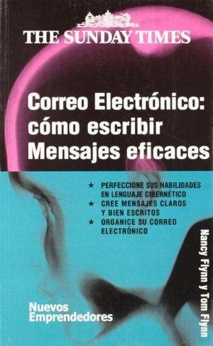 CORREO ELECTRONICO COMO ESCRIBIR MENSAJES EFICACES