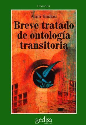 BREVE TRATADO DE ONTOLOGIA TRANSITORIA