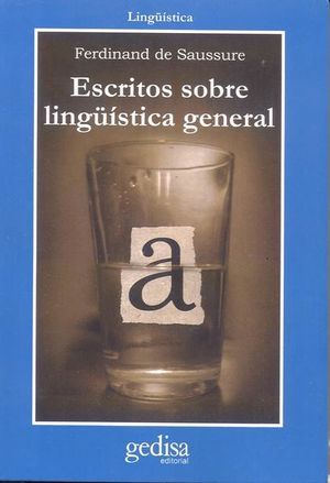 ESCRITOS SOBRE LINGUISTICA GENERAL