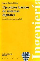 EJERCICIOS BASICOS DE SISTEMAS DIGITALES / 2 ED.