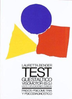 TEST GUESTALTICO VISOMOTOR