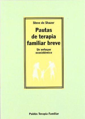 PAUTAS DE TERAPIA FAMILIAR BREVE