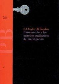 INTRODUCCION A LOS METODOS CUALITATIVOS DE INVESTIGACION