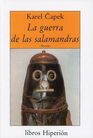 La guerra de las salamandras / 3 ed.