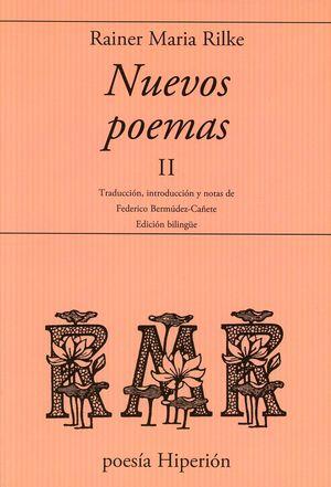 Nuevos poemas II / 5 ed.