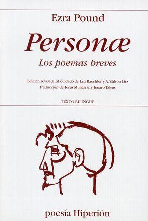 PERSONAE LOS POEMAS BREVES (ED. BILINGUE)