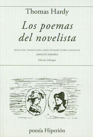 Los poemas del novelista